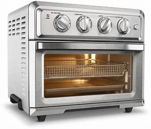 Cuisinart Air Fryer Convection Toaster Oven (Silver