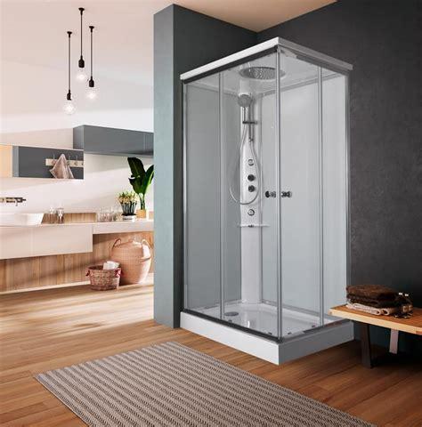 box doccia serigrafati cabina doccia multifunzione autoportante idfdesign