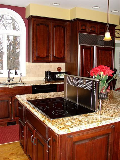 Kitchen Island Plans With Cooktop   WoodWorking Projects