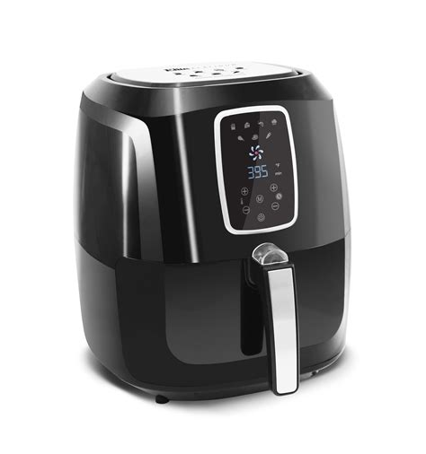 fryer air elite digital oil quart platinum eaf 1616 airfryer temperature cook recipes matic fryers maxi capacity essentials 1800 less