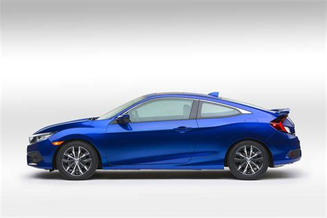civic coupe  wing spoiler