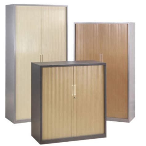 Small Cupboard Doors by Small Tambour Cupboard Beech Silver Staples 174