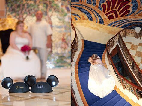 Disney Cruise Line Wedding Photos Caribbean And Castaway