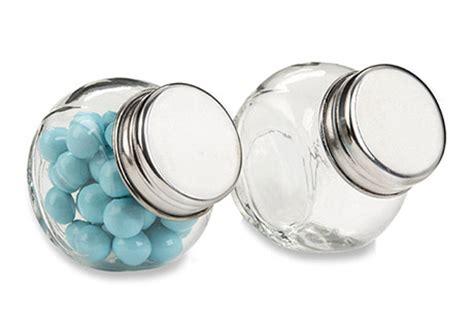 le mini pot en verre style confiseur nos contenants pour drag 233 es ou bonbons mariage