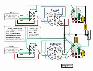 My Wiring Diagram For Esp Bass Project  All Advise