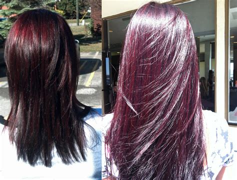Who Can Use Chocolate Cherry Hair Color