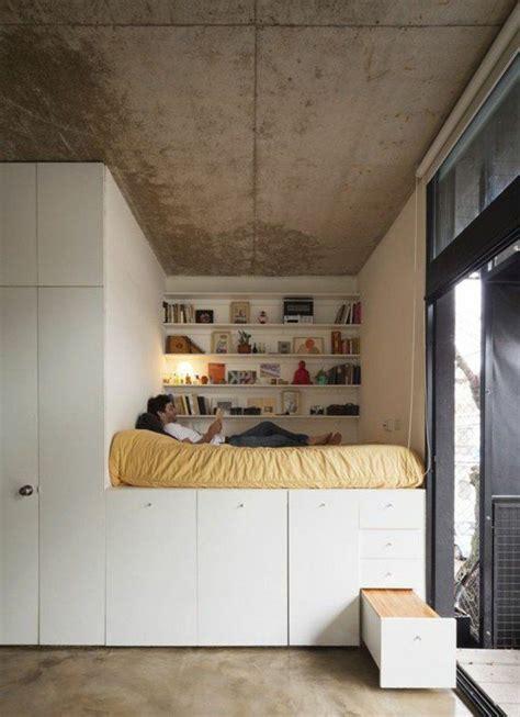 Idée Rangement Chambre Ikea by Les 25 Meilleures Id 233 Es Tendance Lit Tiroir Sur Pinterest