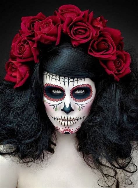 halloween  calaveras makeup sugar skull ideas