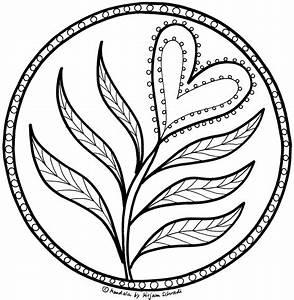 Schöne Muster Zum Selber Malen : sch nes herzblumen kinder mandala mandalamalspiel ~ Orissabook.com Haus und Dekorationen