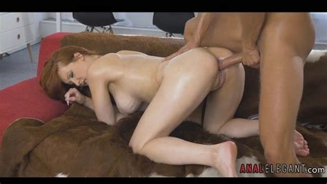 Redhead Lubed Up For Anal Sex Free Xnxx Anal Hd Porn 7f