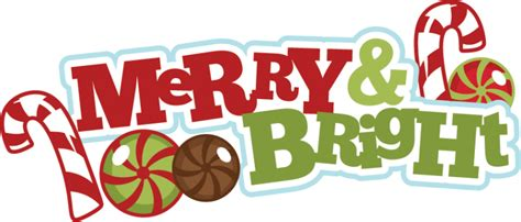merry christmas titles merry bright svg scrapbook title svg cut files free svgs free svg cuts
