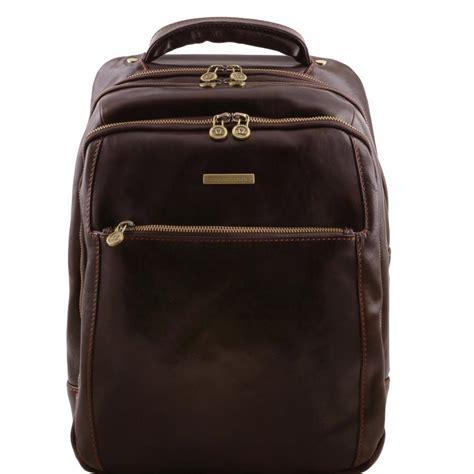 sac bureau homme sac à dos cuir de bureau 3 compartiments tuscany leather