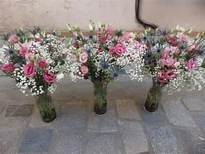 Centre De Table Champetre : centre de table quelques id es fleuriste pour ~ Melissatoandfro.com Idées de Décoration