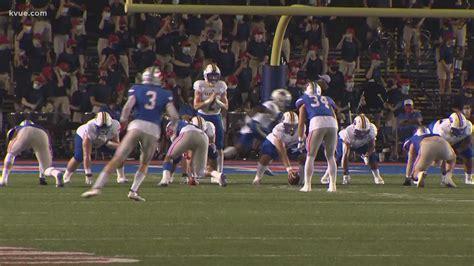 Texas high school football 2020 scores: Week 5 – Central ...