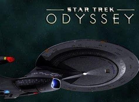 star trek odyssey tv show season  episodes list