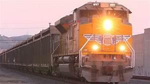 Massive Freight Trains