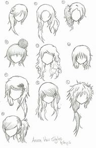 Best Anime Hairstyles Ideas And Images On Bing Find What Youll Love