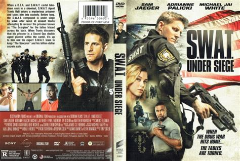 city siege s w a t seige dvd covers labels by covercity