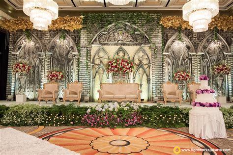 Garden Decoration Jakarta by Wedding Daydreaming Lightworks