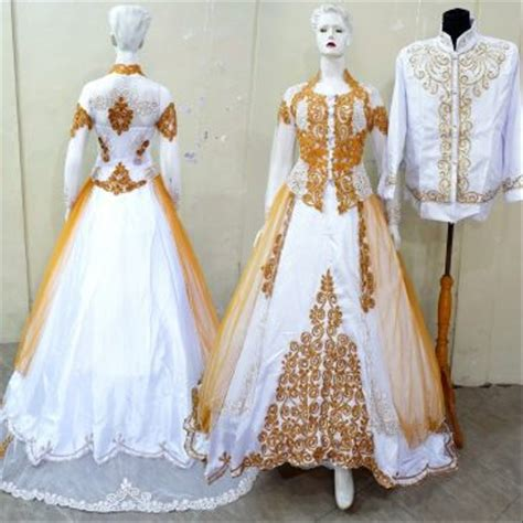 21 baju kebaya ibu pengantin inspirasi terkini