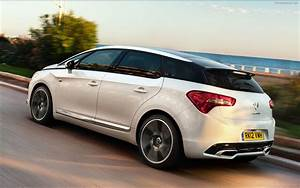 Citroen DS5 2012 Widescreen Exotic Car Pictures #60 of 132