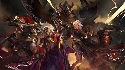 Legends League Pentakill Reminder Mortal Suqling Courtesy