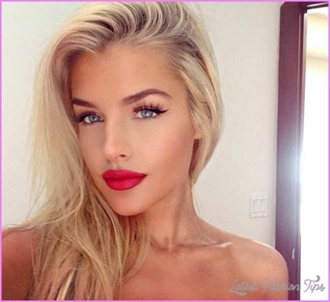Eye Makeup For Blondes Latestfashiontipscom