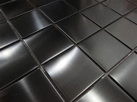 stainless steel mosaic tiles sheets bathroom kitchen splashback tile mosaics ebay
