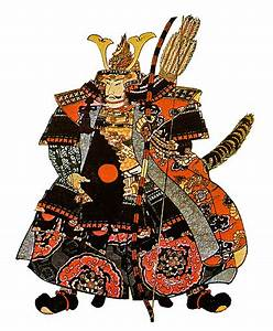 ancient samurai warriors
