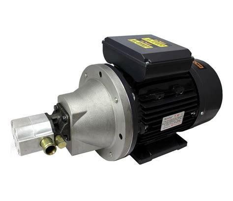 Electric Motor by Hydraulic Electric Motor Set 3 7kw 240v Single Phase