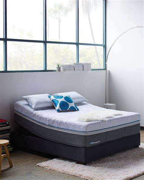 Posturepedic Bed by Sealy Posturepedic Hybrid Copper Plush King Mattress