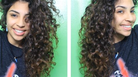diffuse curly hair youtube