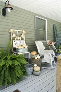 Fall, Front, Porch, Let, U0026, 39, S, Sit, Awhile