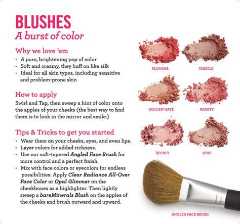 loose powder blush makeup blusher  makeup basics