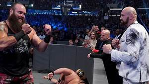 Braun Strowman vs. Tyson Fury Teased on WWE SmackDown