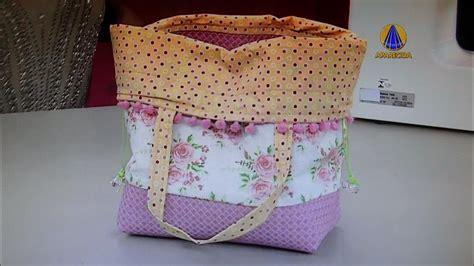 bolsa tipo cachepo de tecido ana eva diy beautiful