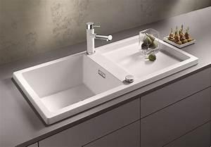 Decorating: Brilliant Blanco Sinks For Kitchen Furniture