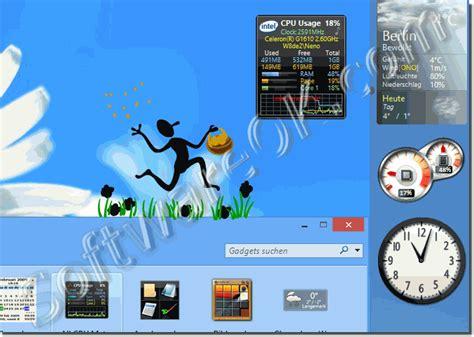 gadgets bureau windows 7 gadget windows 10 images