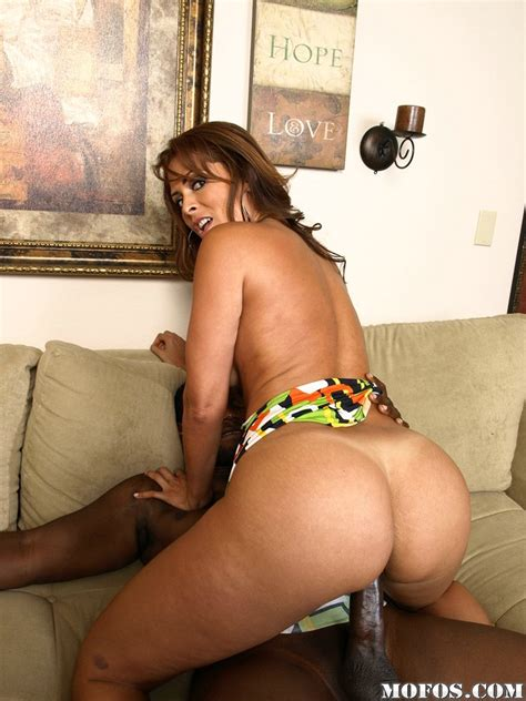 Wild Interracial sex With hot Big Tits latina milf Monique Fuentes