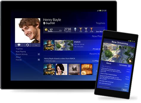 playstation 4 app the playstation app sony s innovative contender to smartglass