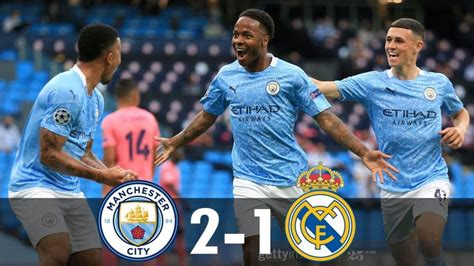 Manchester City eliminated Real Madrid: Los Blancos pay ...