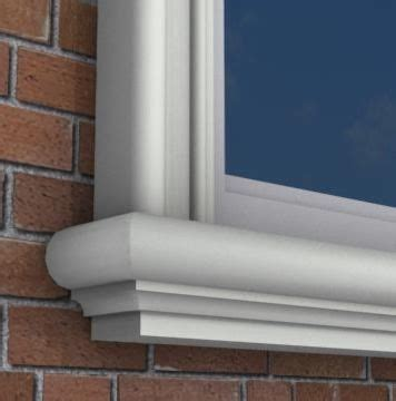 Exterior Window Ledge by 18 Best Exterior Foam Window Sills Images On