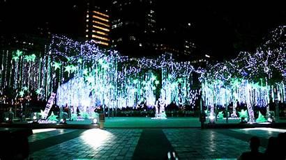Lights Christmas Metro Manila Cosmo Ayala Merry