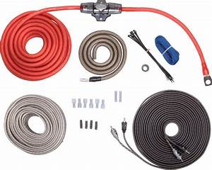 Rockford Fosgate Wiring Kit