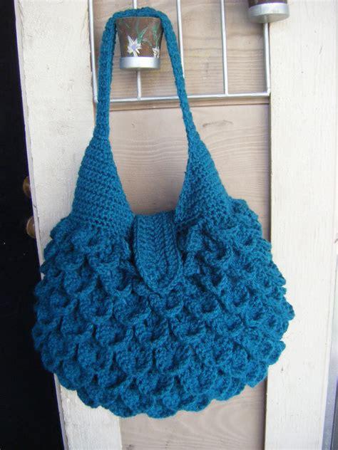 crochet pattern purse bag  patterns  crochet