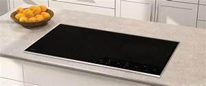 Piano De Cuisson Plaque Induction : plaque de cuisson induction finition classique 914 mm ~ Premium-room.com Idées de Décoration