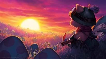 Legends League Sunset Field Pixelstalk