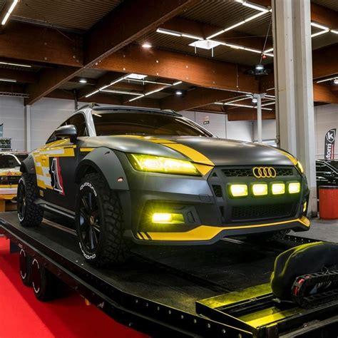 Audi Tt Safari by Audi Tt Safari Pr 234 T 224 Conqu 233 Rir Le D 233 Sert