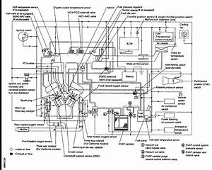 2004 Nissan Frontier 3 3 Engine Diagram