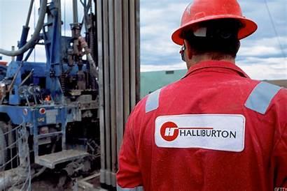 Halliburton Oil Drilling Revenue Technology Q1 Company